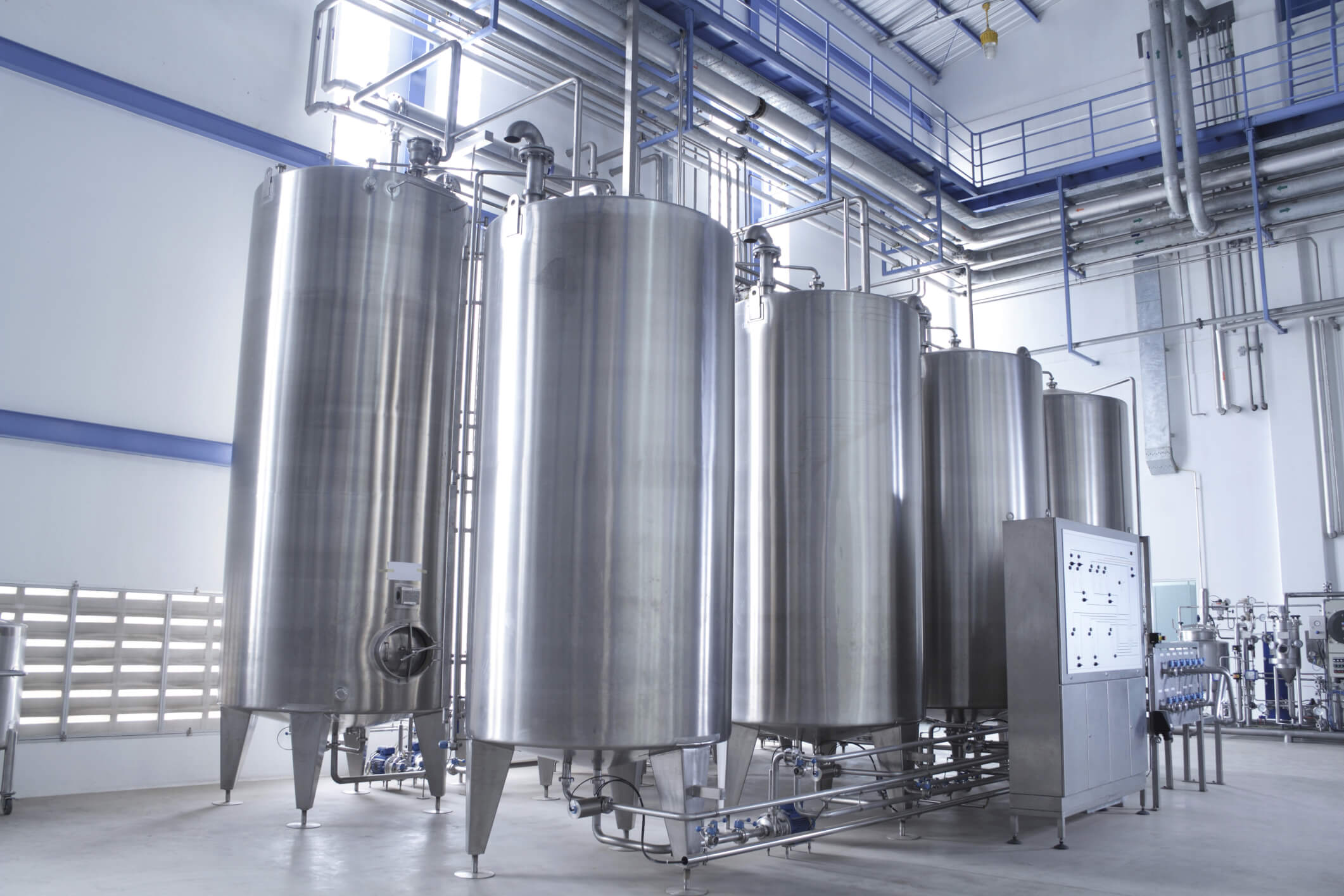 Foul Odors Eliminated Naturally at Food-Processing Plant