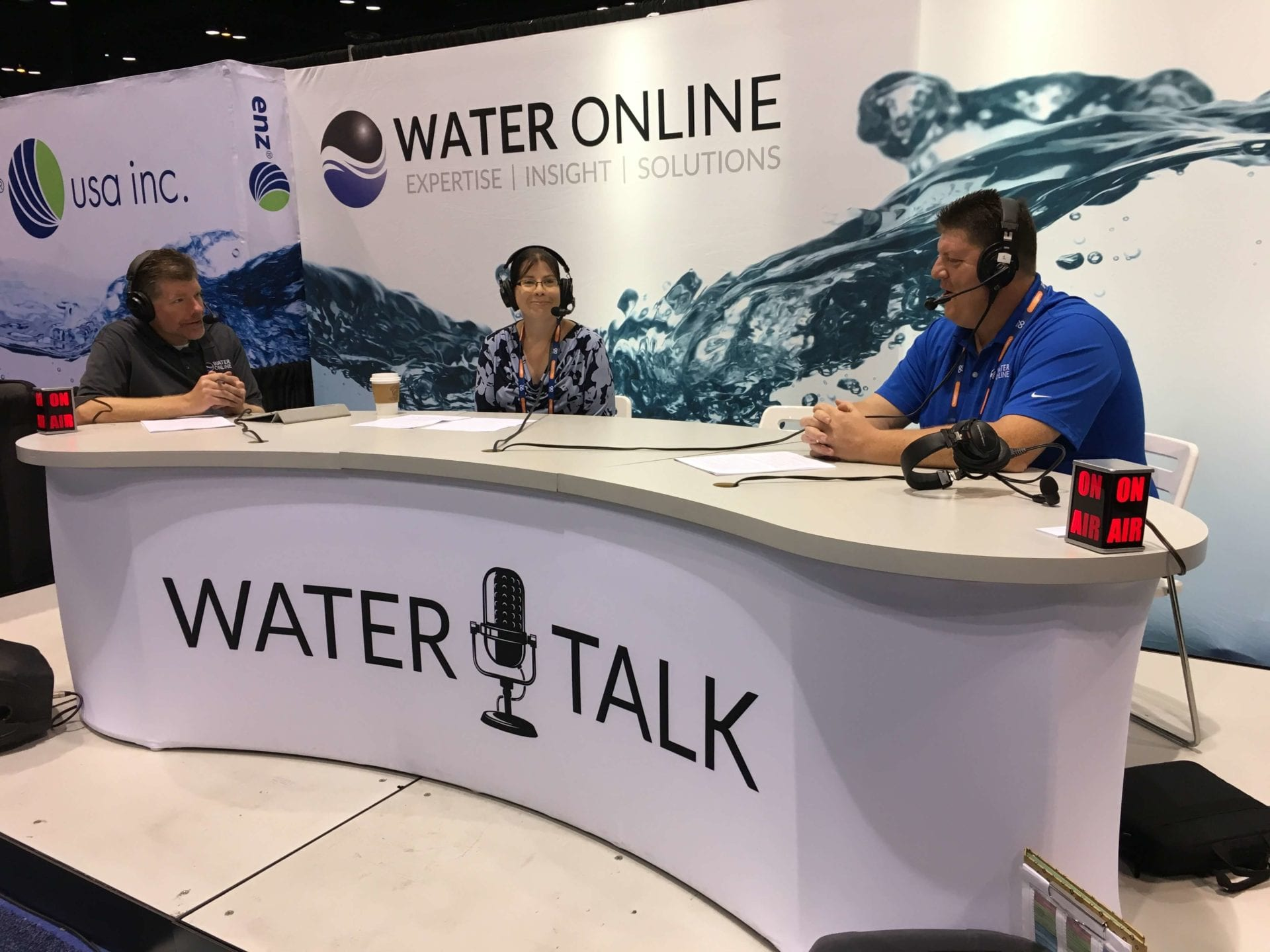 Water Talk Podcast:  OMI Industries' Dr. Laura Haupert Discusses Eco-Friendly Odor Control at WEFTEC 2017
