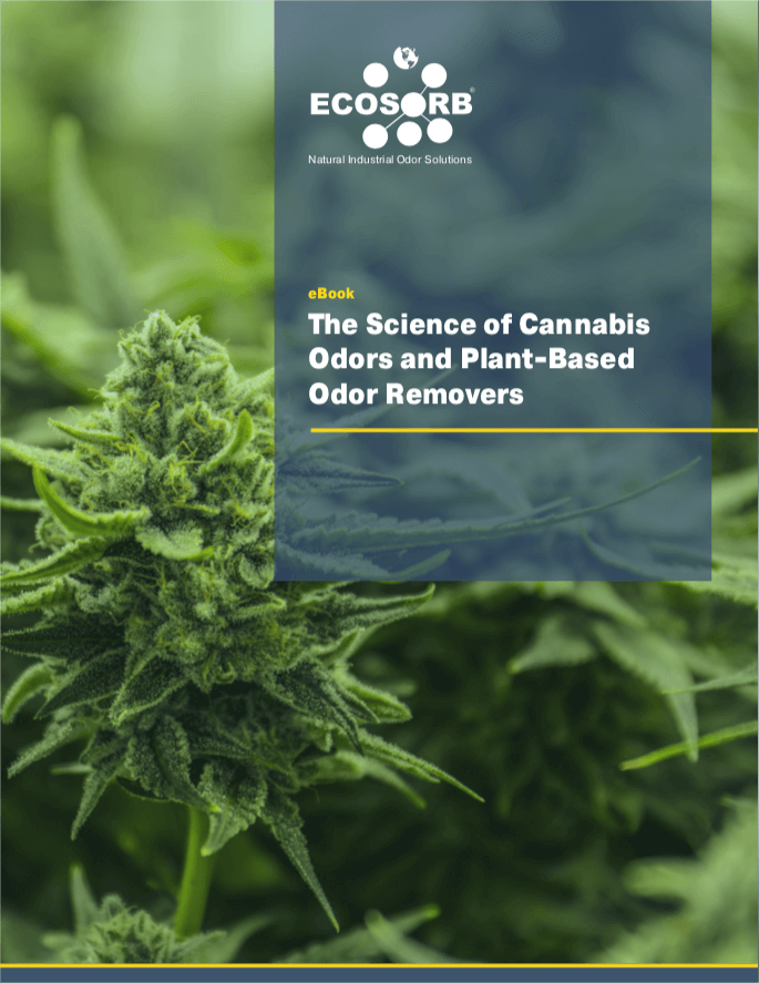 Science of Cannabis Odors eBook Cover